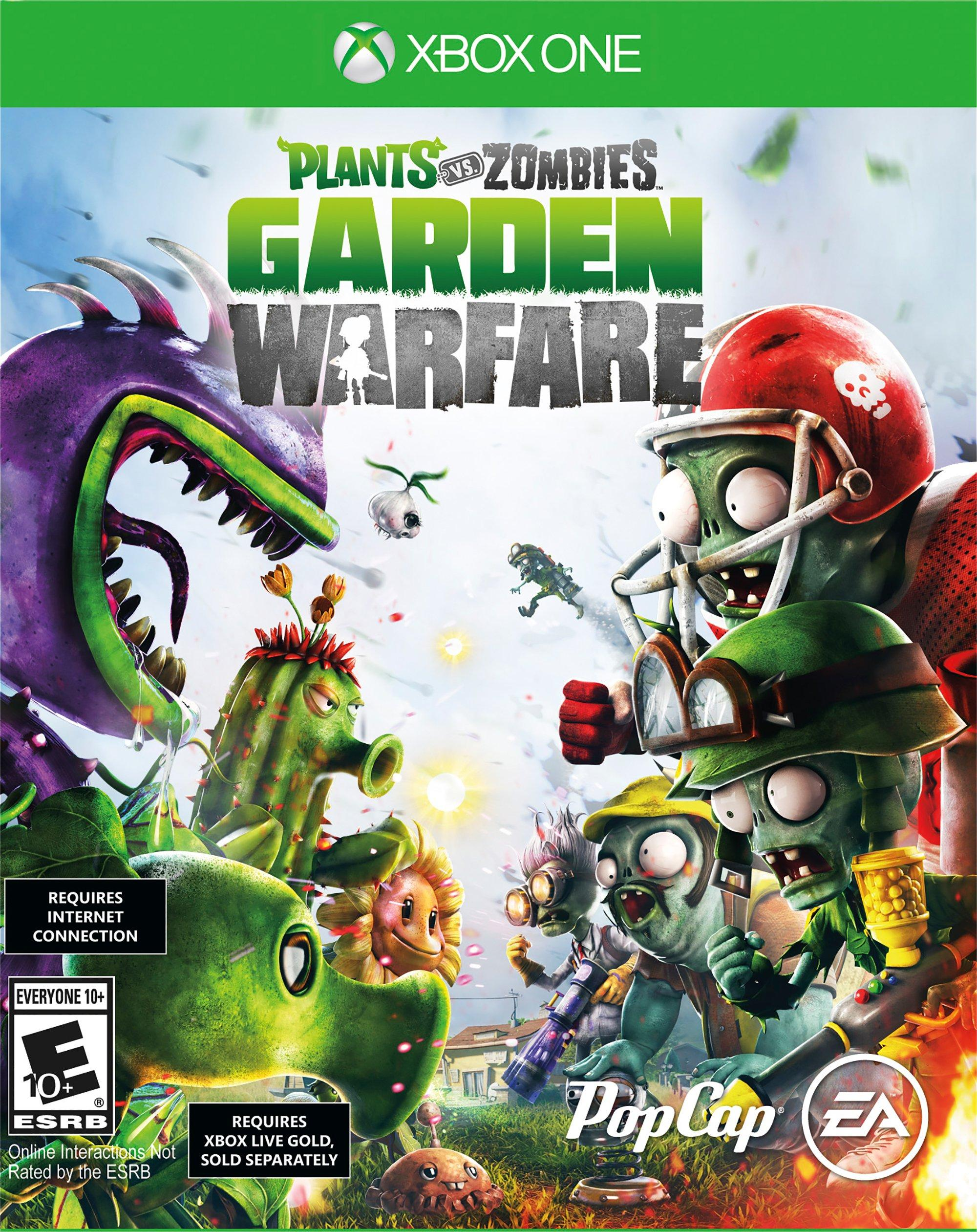Plants vs Zombies Garden Warfare | Xbox One | GameStop