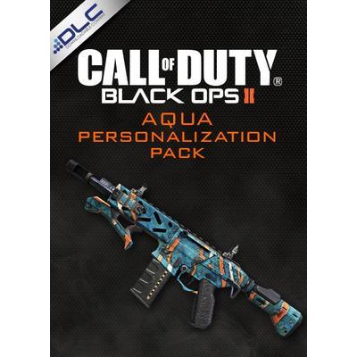 Call of Duty: Black Ops II - Aqua Personalization Pack
