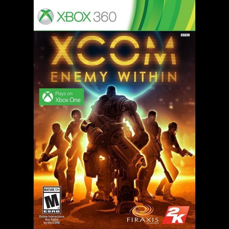 Xcom Enemy Within Xbox 360 Gamestop