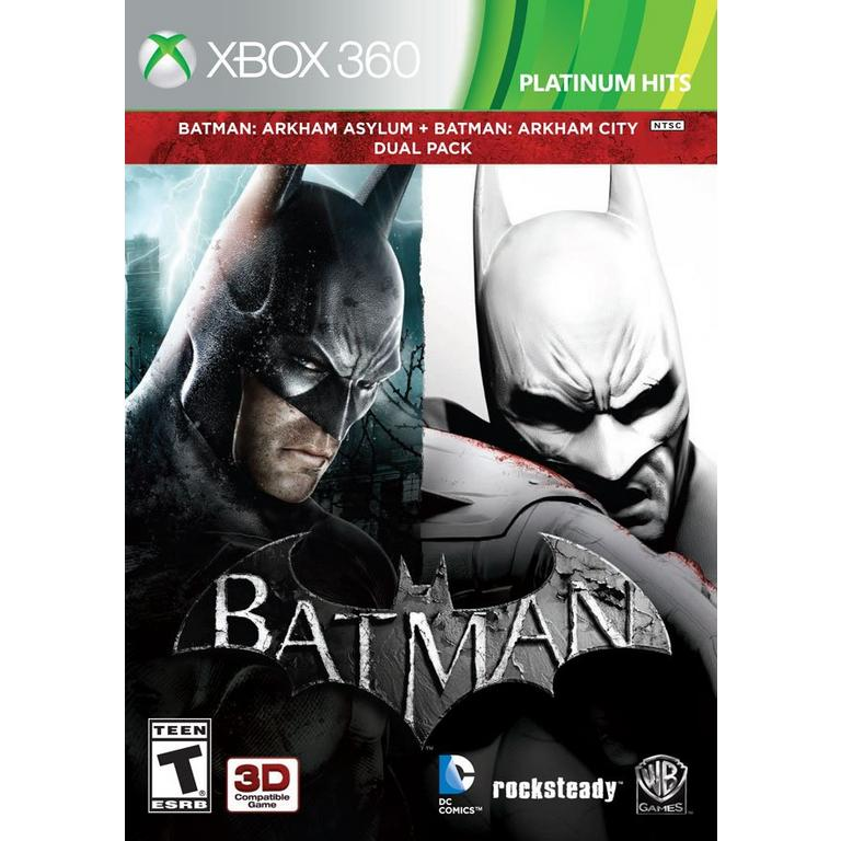 Batman Arkham Bundle Only at GameStop