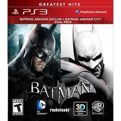 Batman Arkham Bundle - Only at GameStop