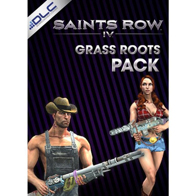 Saints Row IV - Grassroots Pack