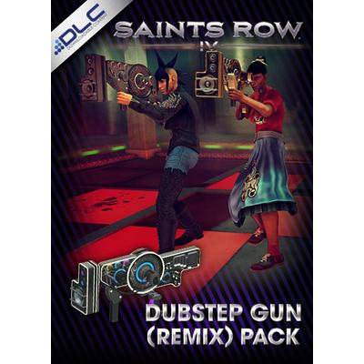 Saints Row IV - Dubstep Gun (Remix) Pack