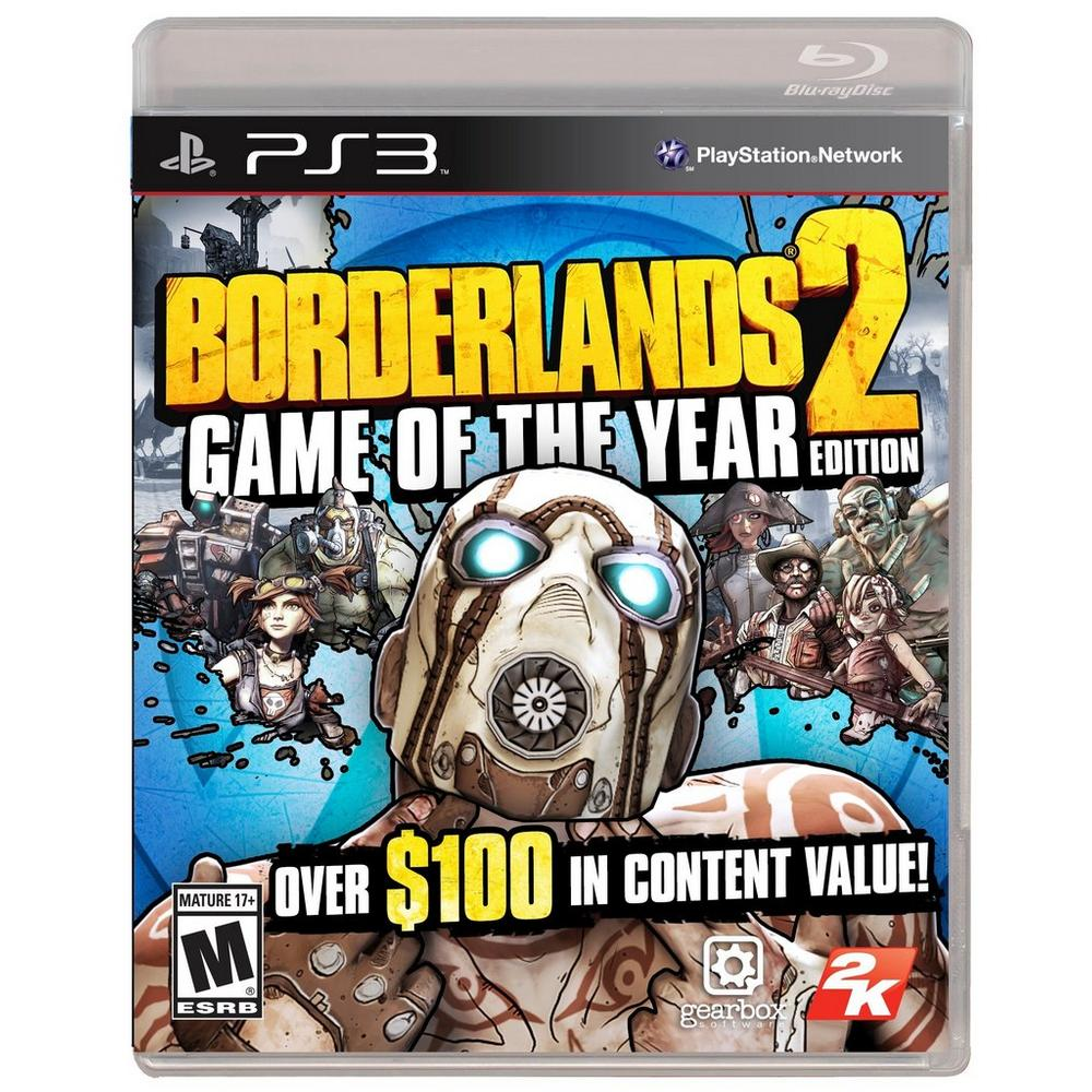 Borderlands 2: Game of the Year Edition | PlayStation 3 | GameStop
