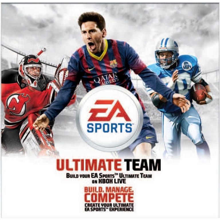 EA Sports Ultimate Team Pack