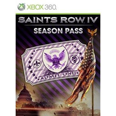 Saints Row IV Season Pass