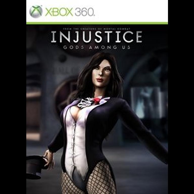 Injustice: Gods Among Us Zatanna