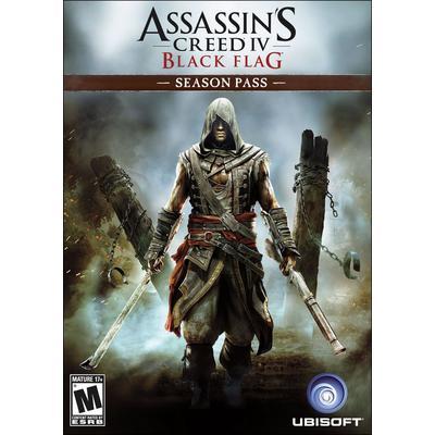 Assassin's Creed IV Black Flag Season Pass