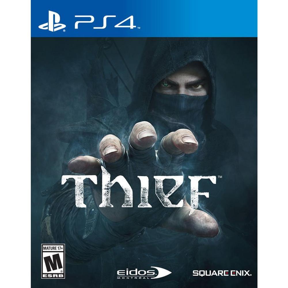Thief   PlayStation 4   GameStop
