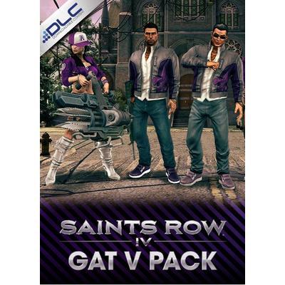 Saints Row IV - GAT V