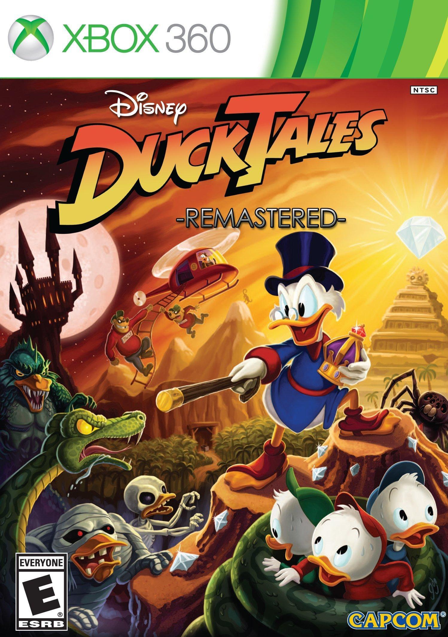 DuckTales Remastered | Xbox 360 | GameStop