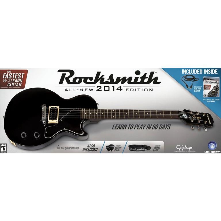 Rocksmith 2014 with Guitar Bundle