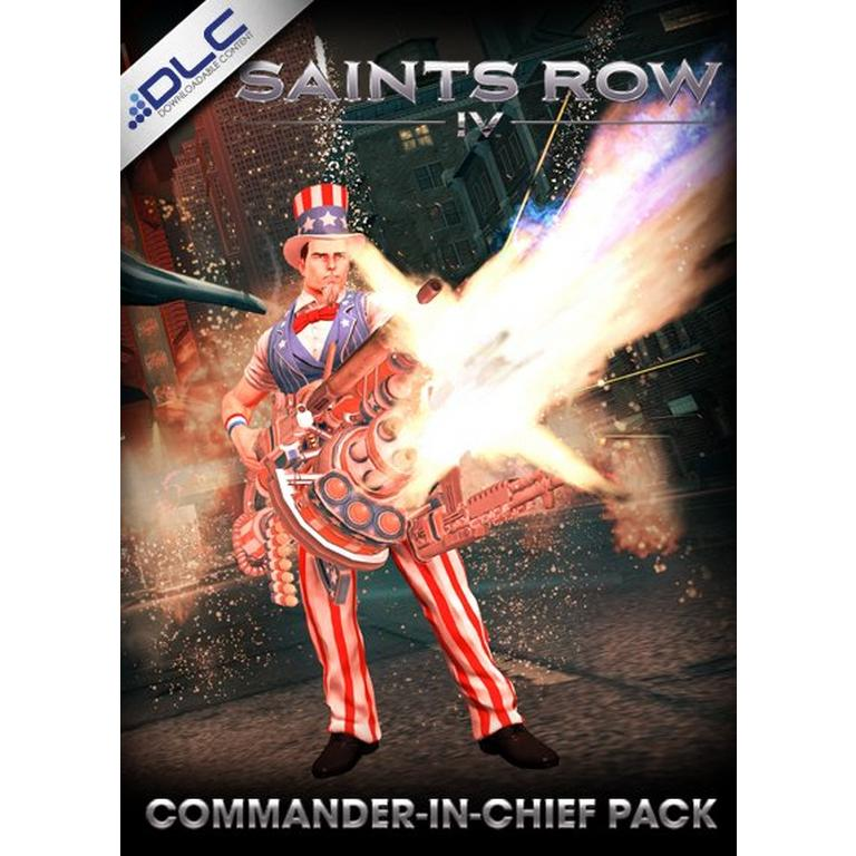 Saints Row IV - Commander-in-Chief Pack