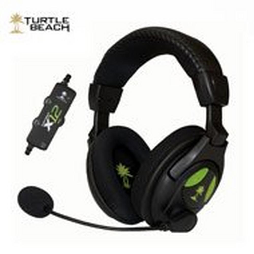 Xbox 360 Ear Force X12 Wired Gaming Headset - Refurbished | Xbox 360 |  GameStop