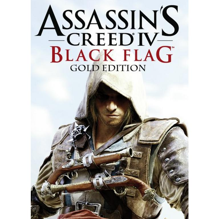 Assassin's Creed IV Black Flag Gold Edition