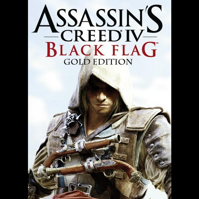 Assassin S Creed Iv Black Flag Gold Edition Pc Gamestop