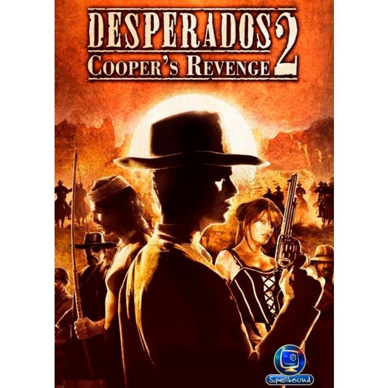Desperados 2 Cooper S Revenge Pc Gamestop