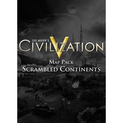 Sid Meier's Civilization V: Scrambled Continents
