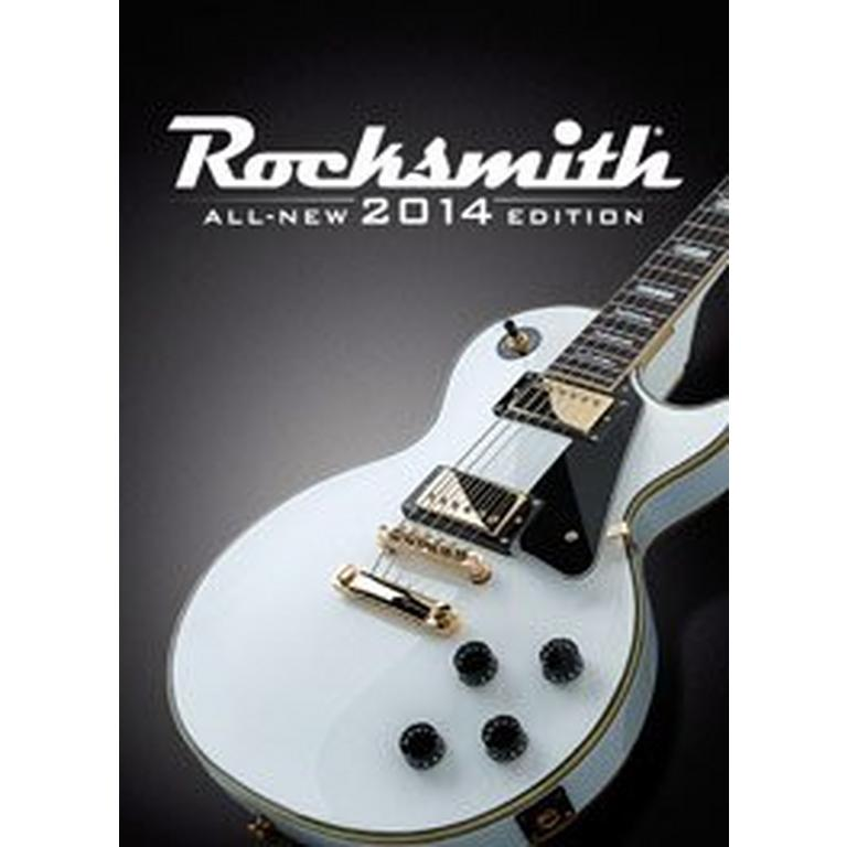 Rocksmith 2014 No Cable Included