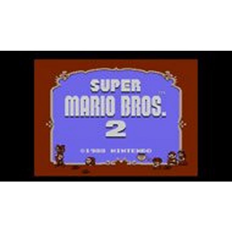 Super Mario Bros  2   Nintendo Wii U   GameStop