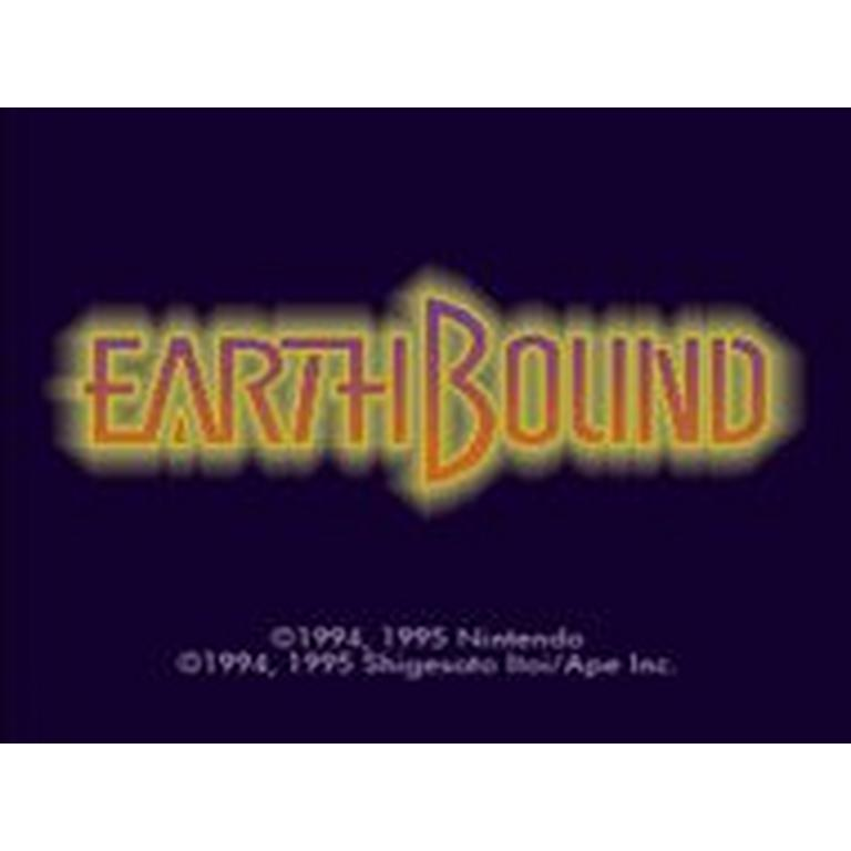 EarthBound | Nintendo Wii U | GameStop