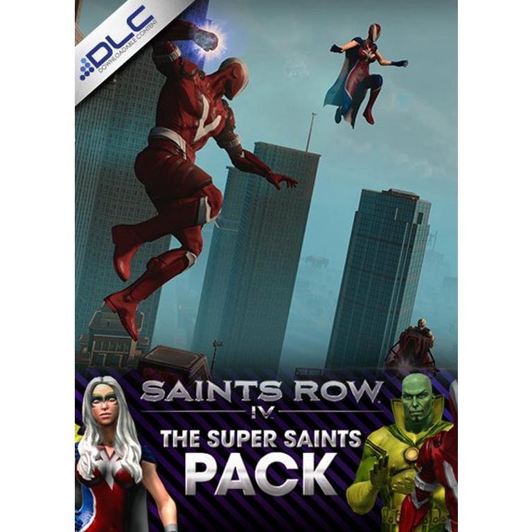 Saints Row IV - Super Saints Pack