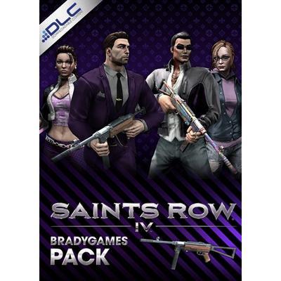 Saints Row IV - Brady Games Pack
