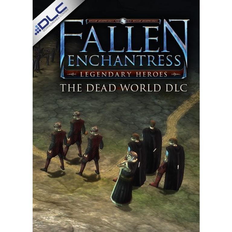 Fallen Enchantress: Legendary Heroes - The Dead World