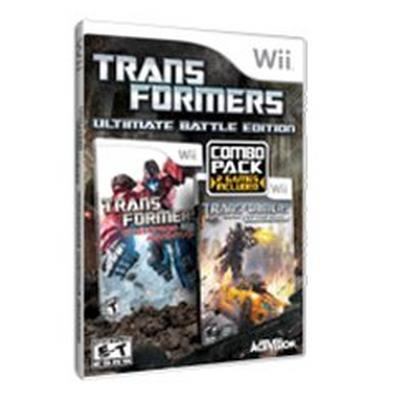 Transformers Ultimate Battle Edition