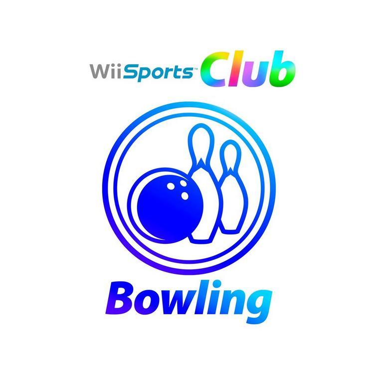 Wii U Sports Club - Bowling