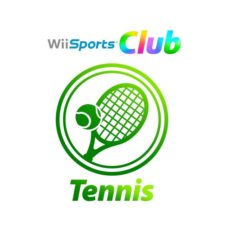 Wii U Sports Club Tennis