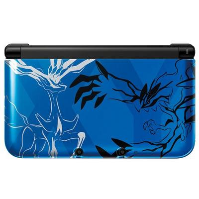 Nintendo 3DS XL System - Pokemon X/Y Blue (GameStop Premium Refurbished)