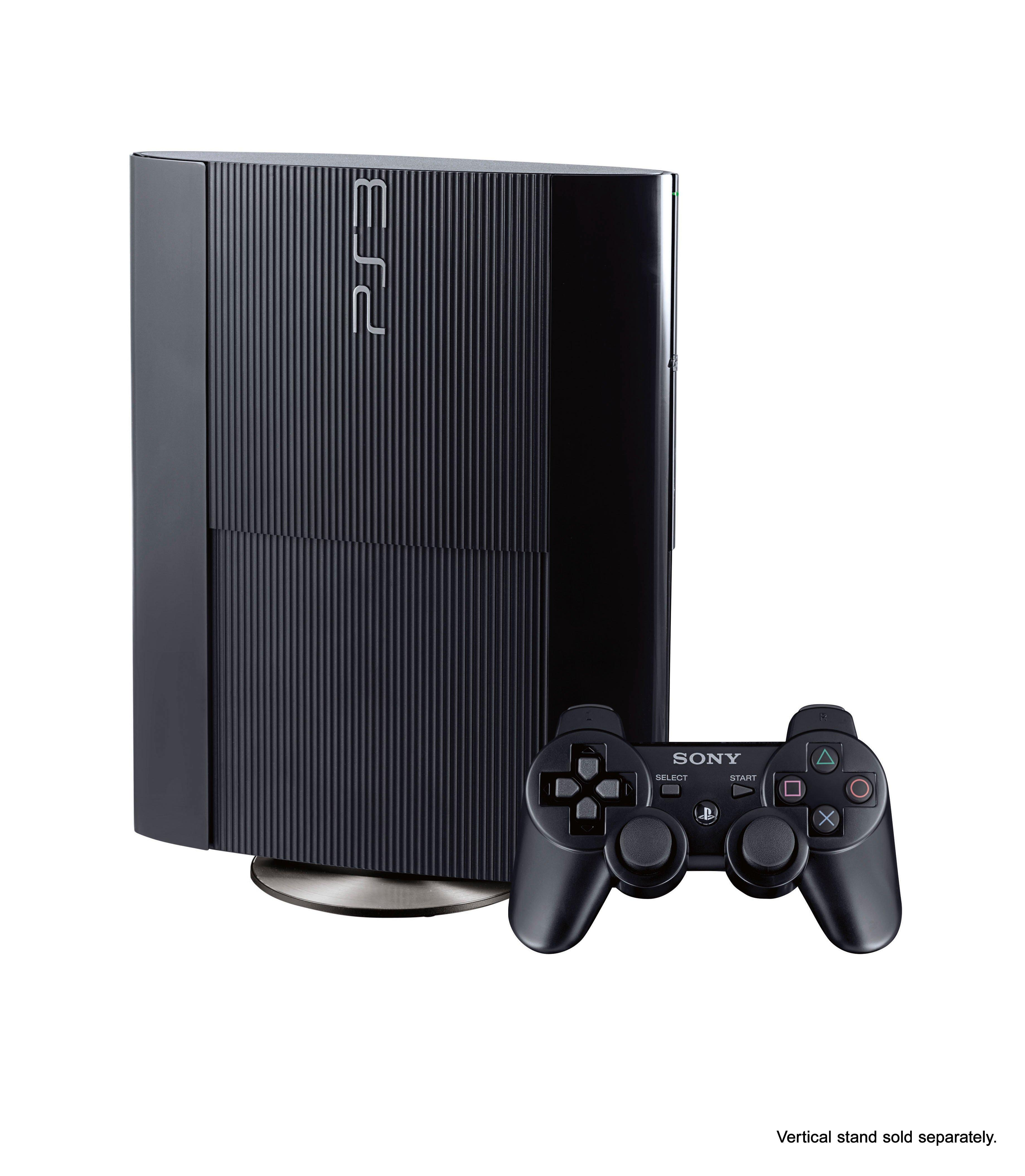 Playstation3 12gb System Gamestop Premium Refurbished Playstation 3 Gamestop