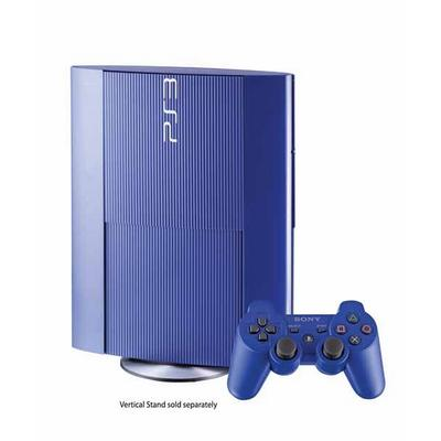 PlayStation3 250GB System - Azurite Blue (GameStop Premium Refurbished)