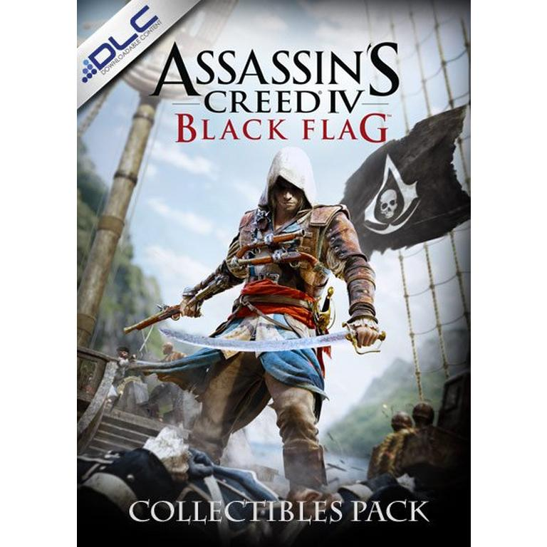 Assassin's Creed IV Black Flag Collectibles Pack