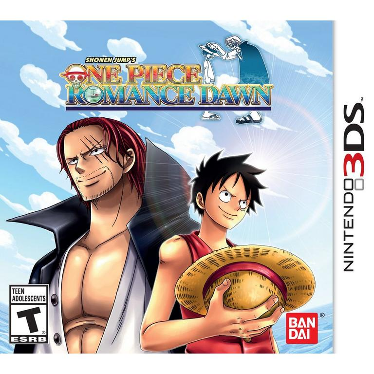 One Piece: Romance Dawn Limited Edition Only at GameStop