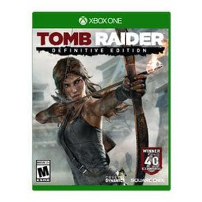 Tomb Raider Definitive Edition