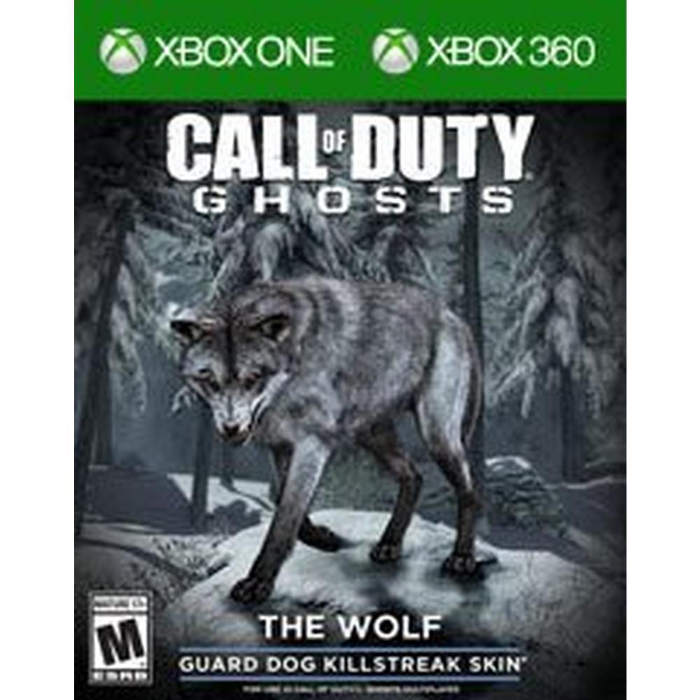 Call of Duty: Ghosts Wolf Skin | Xbox 360 | GameStop
