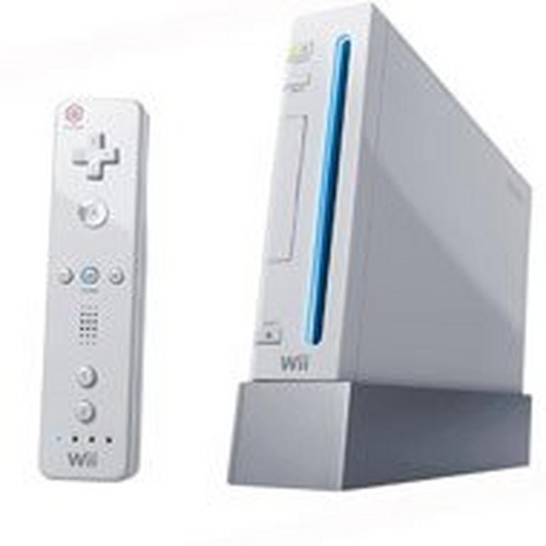 Nintendo Wii System - Original White