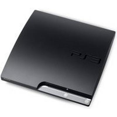 PlayStation 3 Slim Black 120GB