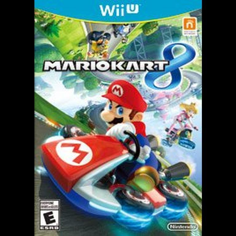 Mario Kart 8 Nintendo Wii U Gamestop