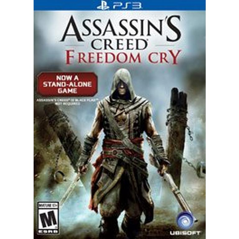 Assassin's Creed IV Black Flag Freedom Cry Pack