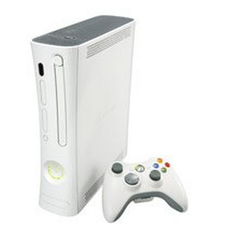 Xbox 360 White with Wireless Controller