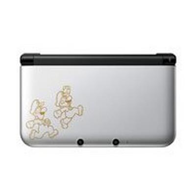 Nintendo 3DS XL System - Silver (GameStop Premium Refurbished)