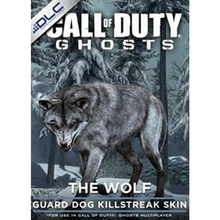 Call of Duty: Ghosts Wolf Skin
