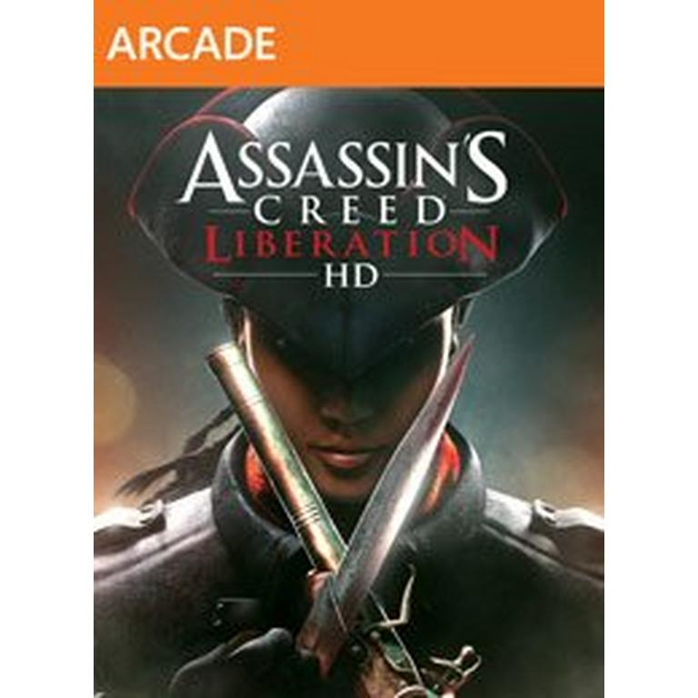 Assassin S Creed Liberation Hd Xbox 360 Gamestop