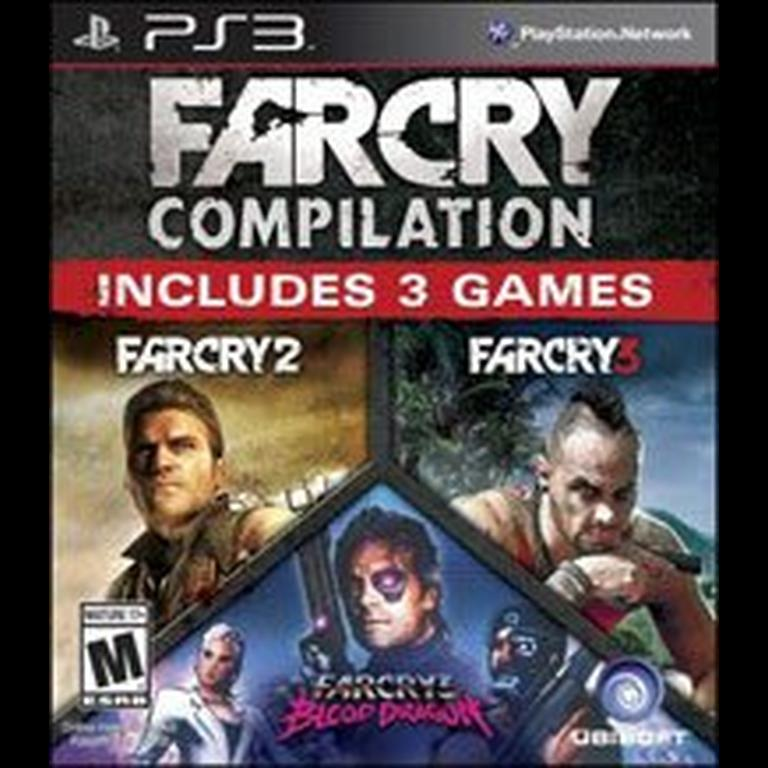Far Cry Compilation Playstation 3 Gamestop