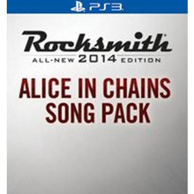 Rocksmith 2014 Alice In Chains Song Pack