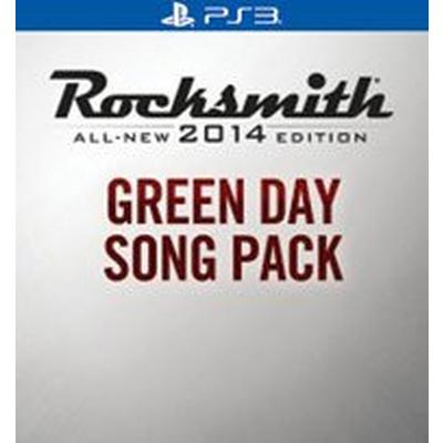 Rocksmith 2014 Green Day Song Pack