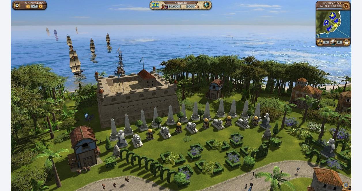 Port Royale 3 Gold Edition